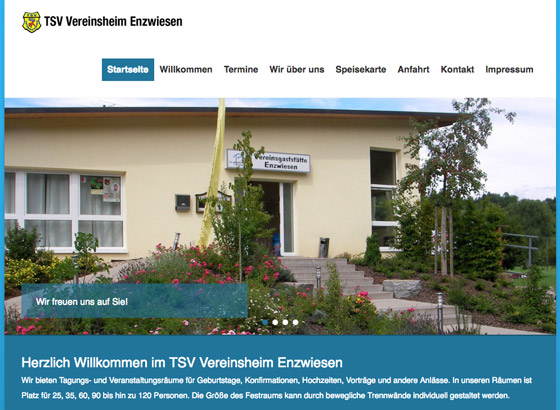 Website Enzwiesen